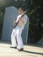 Выступление в Парке ЦПКИО