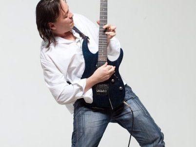 Gitarist Aleks